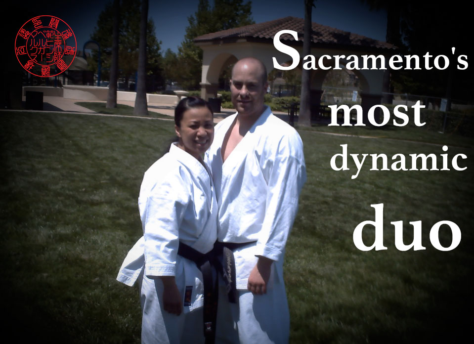 Karate classes in Sacramento