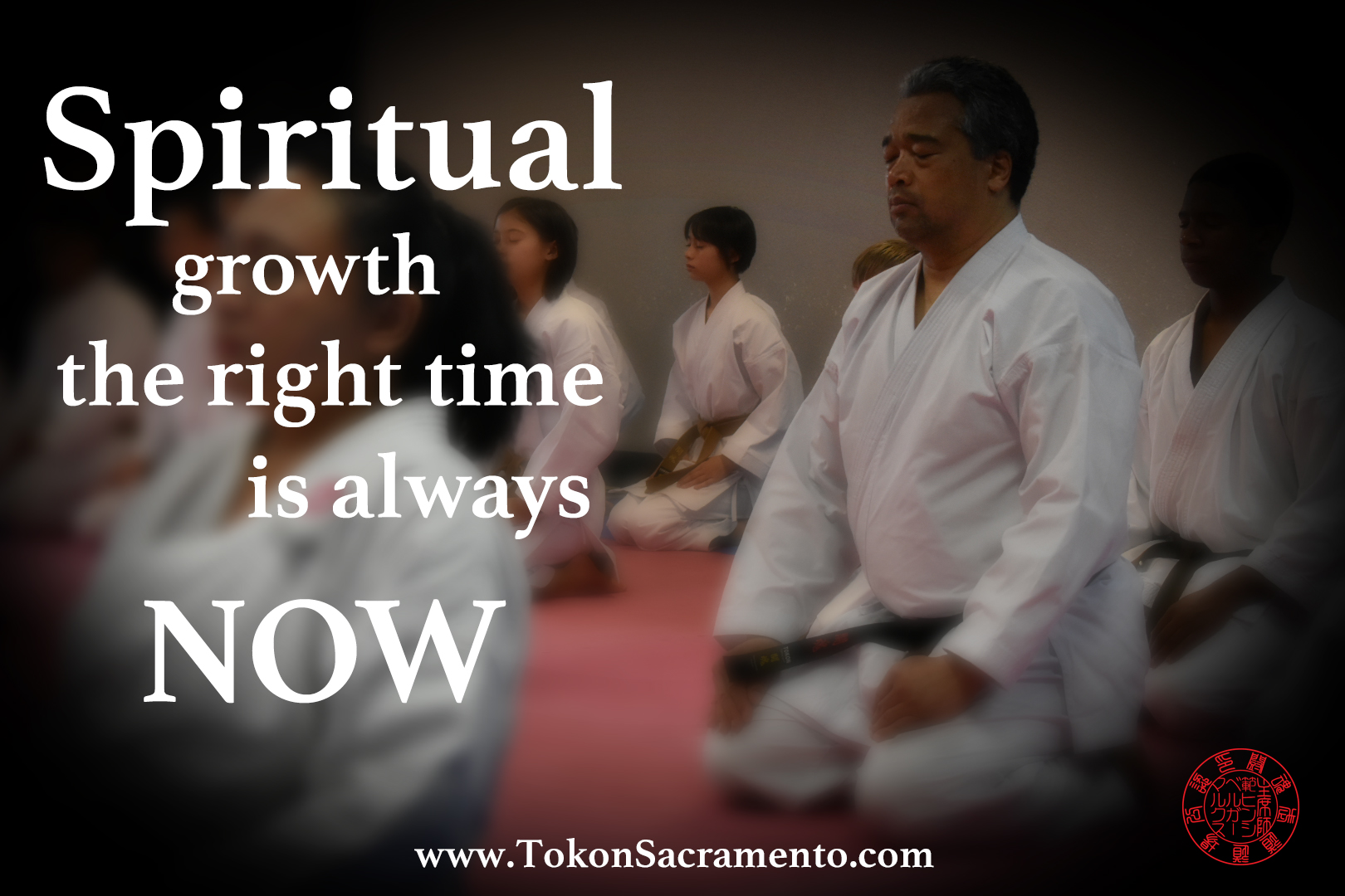 Spiritual growth The right time is alwasy now 06 edited 1